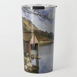 The Old Boathouse Travel Mug