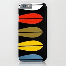 Lotus pattern focus iPhone 6s Slim Case
