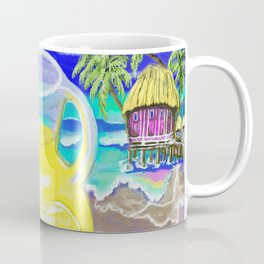 Lemon Paradise Coffee Mug
