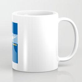 Jones Beach - New York. Coffee Mug