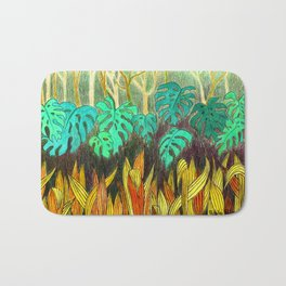 Garden of Eden 2 Bath Mat