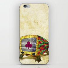 Mr. Morrocoy iPhone Skin