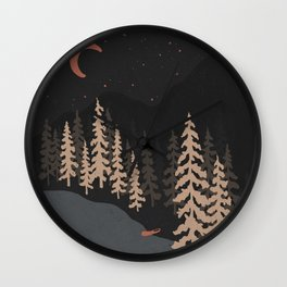 I've Been Here Before... Wall Clock
