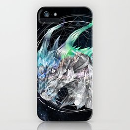 Spirit of Myth iPhone Case