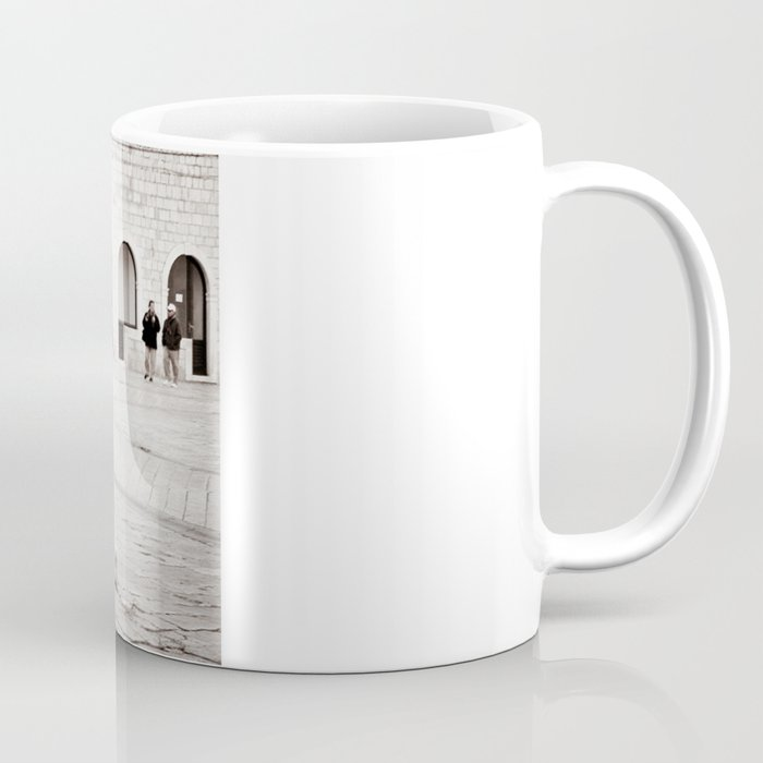 soccer in the square coffee mug by toddspencer society6