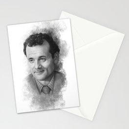 Peter Venkman ( Bill Murray ) Sketch Stationery Cards