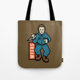 Michael Meyers Tote Bag