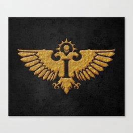 Senatorum Imperialis Canvas Print