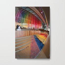 Vibrant Colours Metal Print