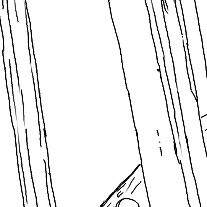 cycle detail, drawing 2 Leggings