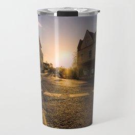On my way sunset Travel Mug