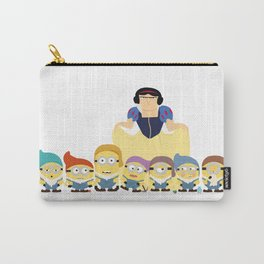 Gru & the seven dwarfs Carry-All Pouch