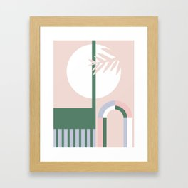 The Introduction Series #02 Framed Art Print