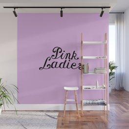 Pink Ladies Wall Mural