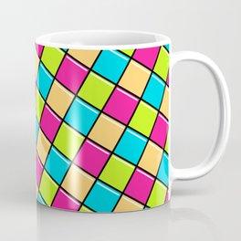 Brick Wall  Pattern Coffee Mug