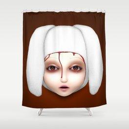 Misfit - Alicia Shower Curtain