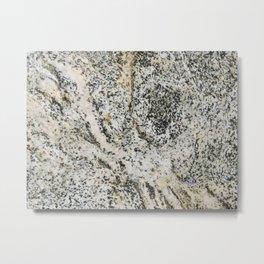 TEXTURES -- Riverstone 2 Metal Print