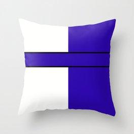 Team Color 6.... Throw Pillow