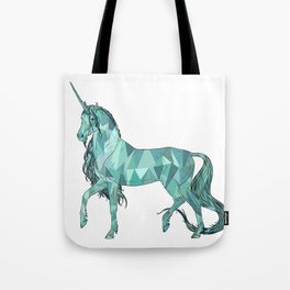 Unicorn prism Tote Bag