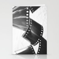 film Stationery Cards featuring Film by Taylor Murray
