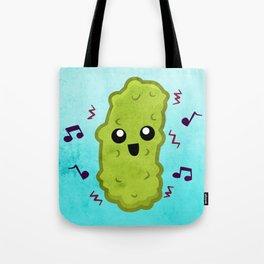 The Dancing Pickle Tote Bag