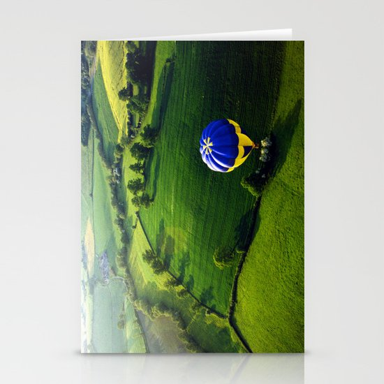 Above The Shires Stationery Cards