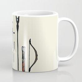 Fellowship of the arms Coffee Mug