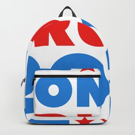 Trump 2020 T-Shirt Backpack