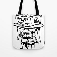 Cake-bot Tote Bag