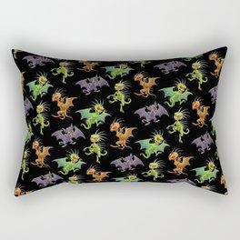 Mexican Chupacabras Original depictions Rectangular Pillow