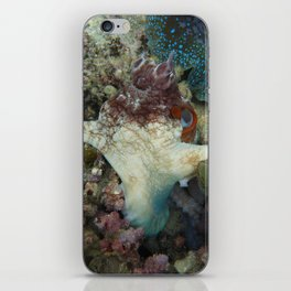Henry the Octopus iPhone Skin
