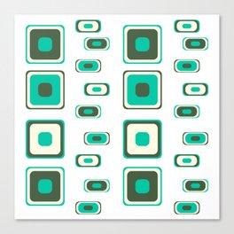 Geometric Decor #society6 #decor #buyart #artprint Canvas Print