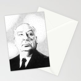 Sir Alfred Hitchcock Stationery Cards