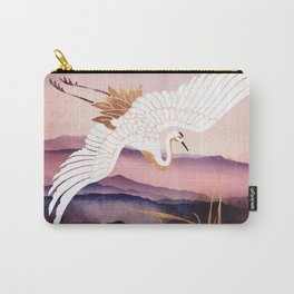 Elegant Flight III Carry-All Pouch