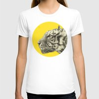 eric fan T-shirts featuring Wild 4 by Eric Fan & Garima Dhawan by Garima Dhawan