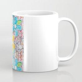 Paper Flower Power Coffee Mug