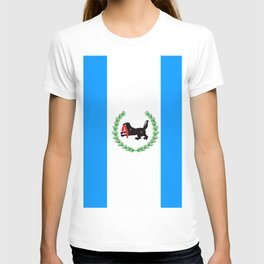 flag of Irkutsk T-shirt