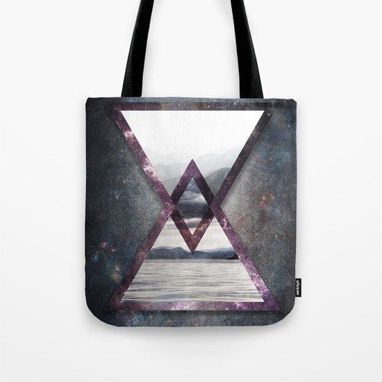 Irregular Galaxy Tote Bag