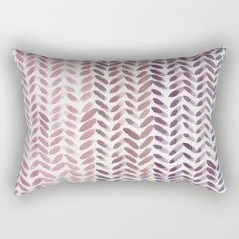 Berry Wheat Rectangular Pillow