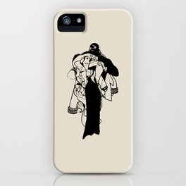 All Wounds Heal Time iPhone Case