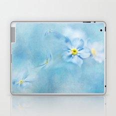 forget-me-not Laptop & iPad Skin