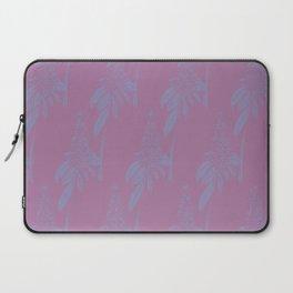 Blurred Flower Laptop Sleeve