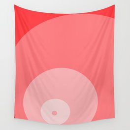 Pink nipple Wall Tapestry