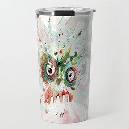 buzzed zombie Travel Mug