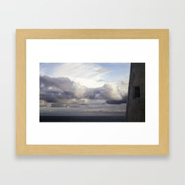 A View From Pemaquid - Maine, 2018 Framed Art Print