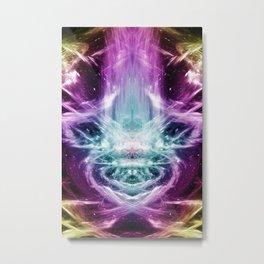 Cosmic Magician, Young King Metal Print