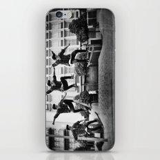 skaterboy iPhone & iPod Skin