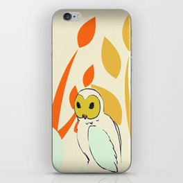Well, Owl Be iPhone Skin
