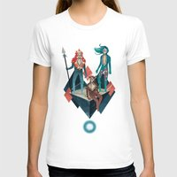guardians T-shirts featuring The Guardians by Reno Nogaj
