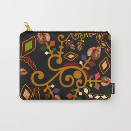 Autumns Swirl Carry-All Pouch